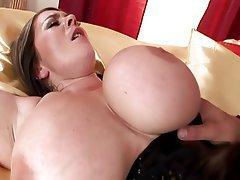 Cumshot BBW Big Boobs MILF