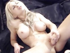 Amateur Big Boobs Blonde Blowjob Webcam