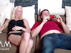 Amateur Blowjob Cunnilingus German