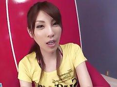 Asian Blowjob Cumshot Handjob Japanese