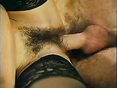 Anal Stockings Lingerie Hairy