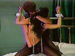 BDSM Bondage Stockings Threesome