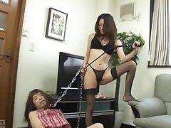 Anal Asian BDSM Femdom