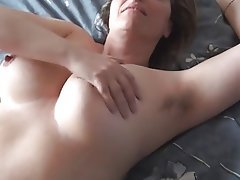 Amateur Close Up Masturbation