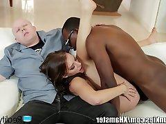 Blowjob Cuckold Cumshot Interracial MILF