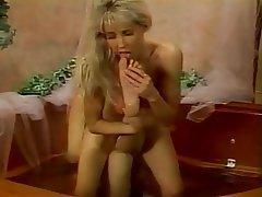 Lesbian Big Boobs Blonde Foot Fetish