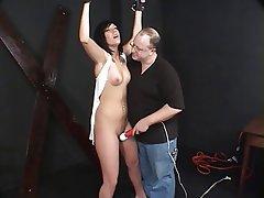 BDSM Brunette