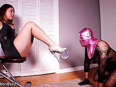 BDSM Bondage Femdom Foot Fetish