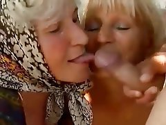 Cumshot Granny Mature Old and Young