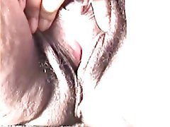 BBW Close Up Masturbation