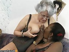 Anal Granny Group Sex Mature