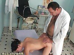 Babe Czech Doctor Medical Teen