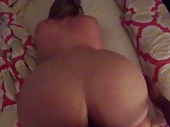 BBW Big Butts Interracial POV