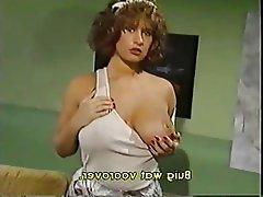 Brunette Cumshot Interracial Pornstar