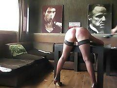 BDSM Spanking Stockings