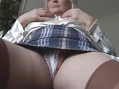 British Masturbation Mature MILF