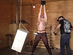 BDSM Big Boobs Bondage