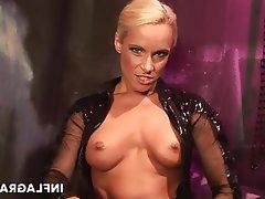 Big Boobs Femdom German MILF
