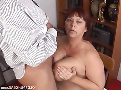 Big Boobs Mature MILF