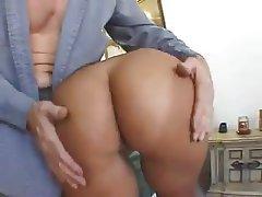 Anal Ass Licking Brunette Mature