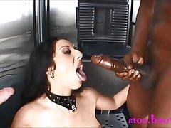 Anal Double Penetration Interracial Orgasm