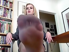 Foot Fetish POV