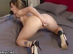 Babe Masturbation Pornstar Fucking