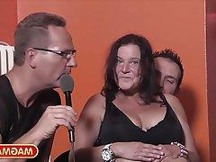 Amateur German Group Sex Mature