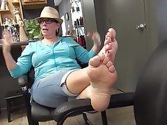 Amateur Foot Fetish Mature Mature