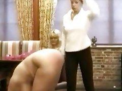 Big Butts Spanking