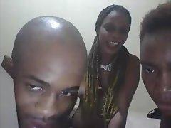 Amateur Orgy Webcam