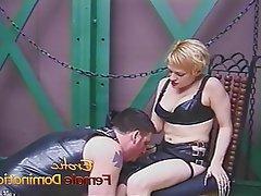 BDSM Femdom Latex Mistress