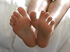 Femdom Foot Fetish Footjob Softcore