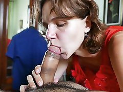 Amateur Blowjob Cum in mouth Russian