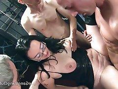 Amateur Group Sex Gangbang Swinger