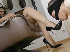 Femdom Foot Fetish High Heels Mistress BDSM