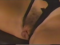 Big Boobs Lingerie Masturbation Softcore Vintage