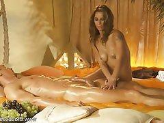Handjob Interracial MILF Indian Massage