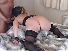 BDSM Blowjob Stockings