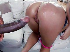 Babe Big Cock Black Cock Brunette