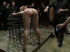 BDSM Blonde Bondage Rough