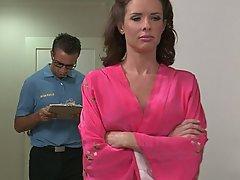 Blowjob Brunette Housewife MILF