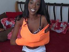 Amateur Babe Black Ebony