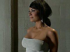 Babe Bondage Brunette Cute