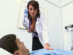Doctor Busty Big Tits Brunette