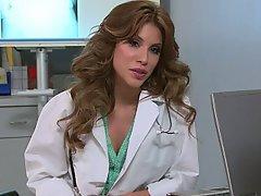 Doctor Nurse MILF Stockings