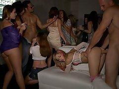 Party Club Pussy Skinny