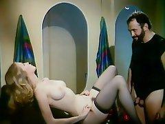 BDSM Blonde Hairy Stockings