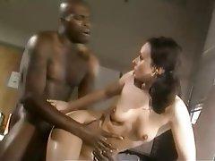 Anal Interracial Pornstar