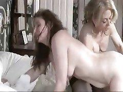 Blonde Lesbian MILF